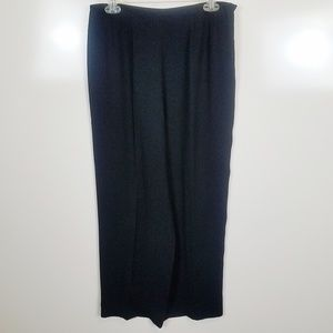 Size 12 Women's Tahari Dress Pants Black